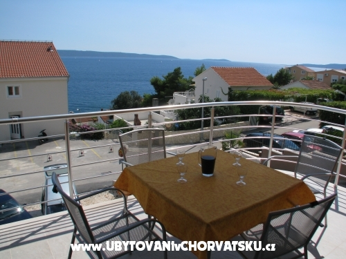 Sunshining Apartments - Trogir Croatia