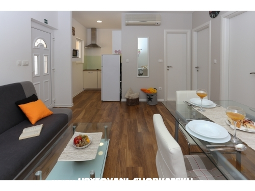 Appartements Bruno - Trogir Croatie