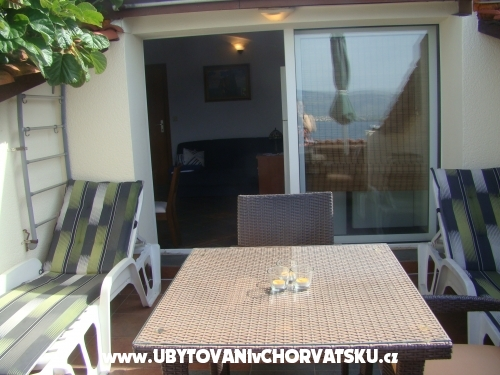 Apartmány Villa Milena - Trogir Chorvátsko