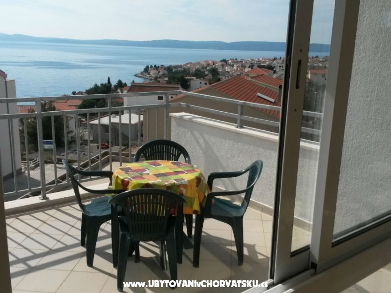 Zele Apartmány - Trogir Chorvatsko