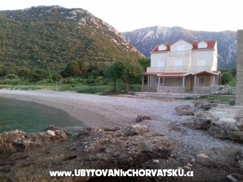 Apartmani Zaporat - Trpanj – Pelješac Hrvatska