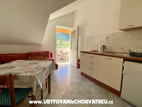 Apartmány Zaporat - Trpanj – Pelješac Chorvátsko