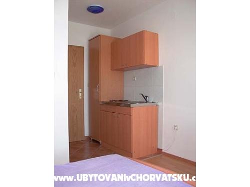 Apartmanok Zaporat - Trpanj – Pelješac Horvátország
