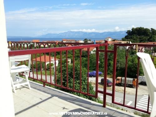 Majo Apartmanok - Trpanj – Pelješac Horvátország