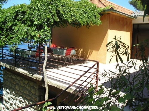 Apartamenty Montana - Trpanj � Pelje�ac Chorwacja