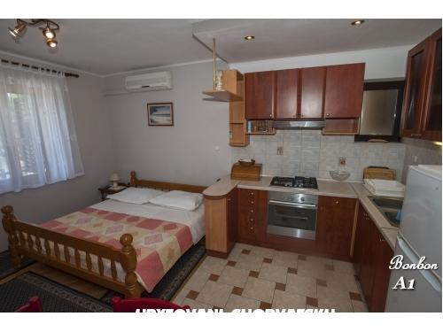 Apartmán Lara - Tučepi Chorvátsko