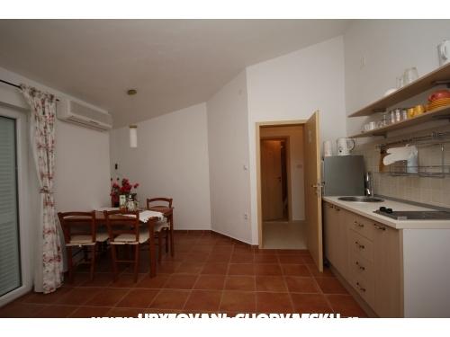 Apartmaji Ada Lalić - Tučepi Hrvaška