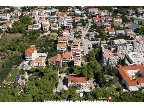 Apartmány Ada Lalić - Tučepi Chorvátsko