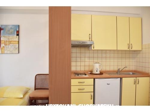 Apartmány Bušelić - Tučepi Chorvátsko