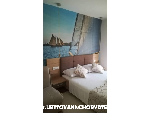 Appartements Dado - Tučepi Kroatien