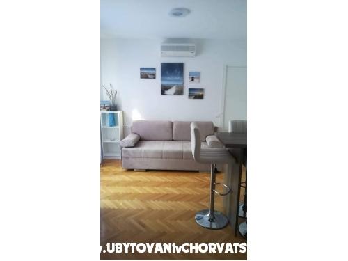 Apartmány Dado - Tučepi Chorvatsko