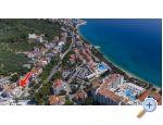 Appartements Gorana - Tučepi Kroatien