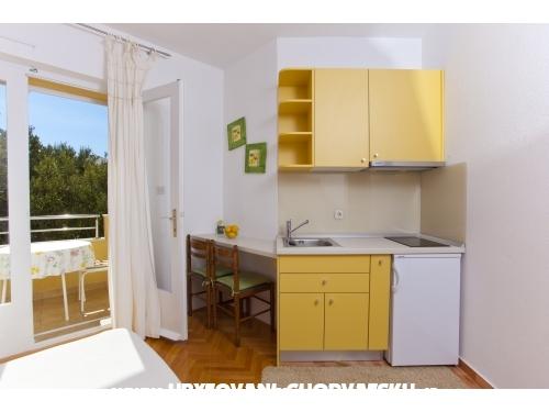 Apartmanok Helga - Tučepi Horvátország