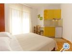 Appartements Helga - Tučepi Kroatien