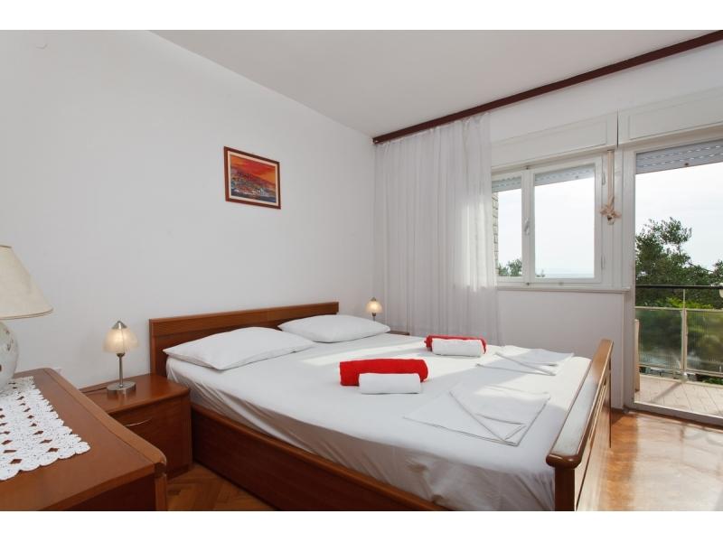 Apartamenty i sobe Mileva - Tu�epi Chorwacja