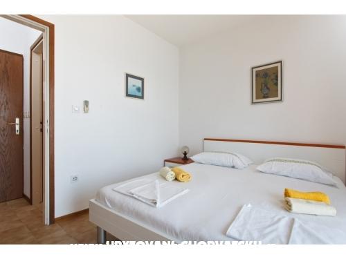 Apartmány i sobe Mileva - Tučepi Chorvatsko