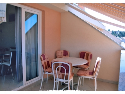 Appartementen Tucepi Jakić - Tučepi Kroatië