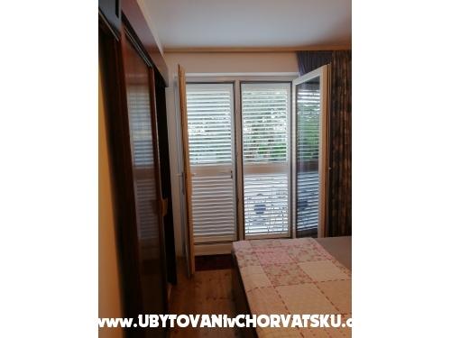 Apartmány Josko - Tučepi Chorvátsko