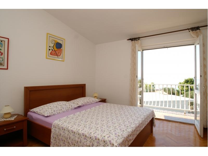 Apartmanok Kamena 57 - Tučepi Horvátország