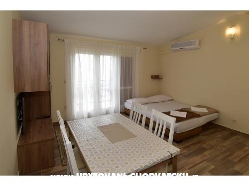 Apartmány Kraj - Tučepi - Tučepi Chorvátsko
