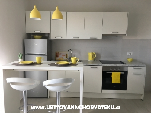 Apartmány Ksenija - Tučepi Chorvatsko