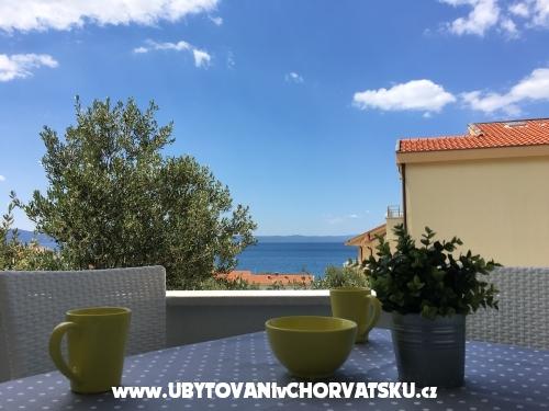 Apartmani Ksenija - Tučepi Hrvatska
