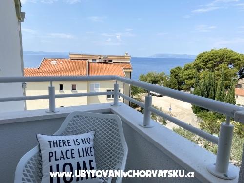 Apartmány Ksenija - Tučepi Chorvátsko