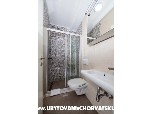 Apartmány Lala - Tučepi Chorvatsko