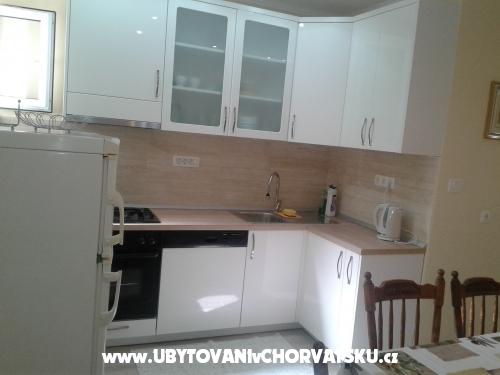 Apartamenty Ognjen Lalić - Tučepi Chorwacja