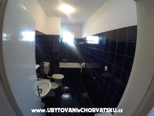 Apartmány Šarić - Tučepi Chorvatsko