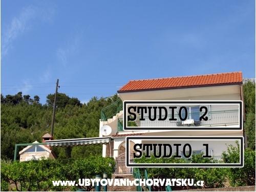 Apartments Mali raj - Tučepi Croatia