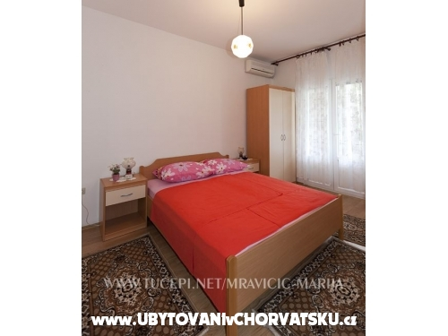 Apartmány Marija & Frane Mravičić - Tučepi Chorvatsko