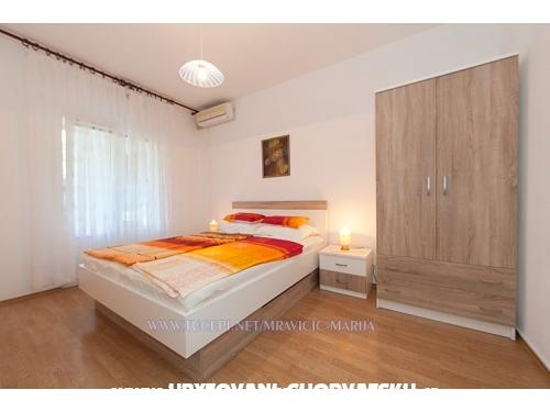 Apartmány Marija & Frane Mravičić - Tučepi Chorvátsko