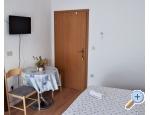 Appartements Marin - Tučepi Kroatien