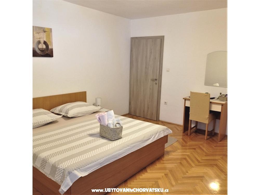 Apartmány Marta - Tučepi Chorvátsko