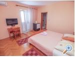 Appartements Marta - Tučepi Kroatien