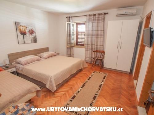 Apartm�ny Marta - Tu�epi Chorv�tsko