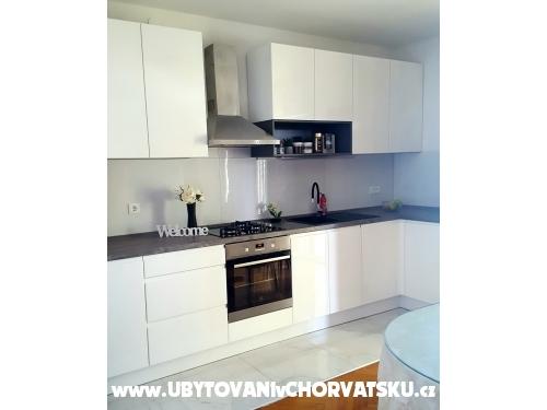 Apartmanok Maslina - Tučepi Horvátország