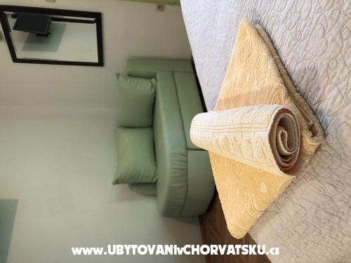 Apartmanok Mihaljević-Olea - Tučepi Horvátország