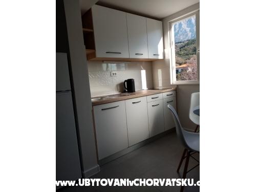 Apartmány Mija - Tučepi Chorvátsko