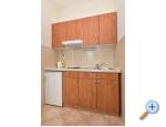 Apartmány Mijacika - Tučepi Chorvatsko