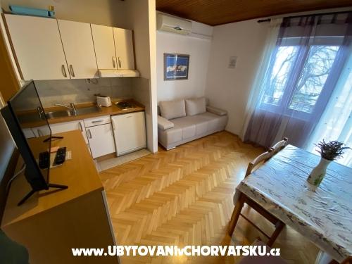 Apartmaji Milković - Tučepi Hrvaška