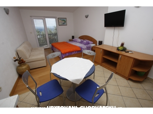 Appartements Mitan - Tučepi Kroatien