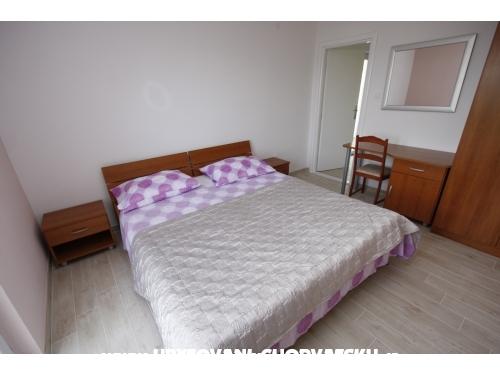Apartmány Mitan - Tučepi Chorvatsko