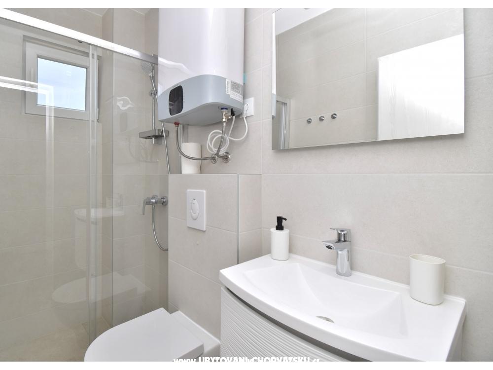 Appartements Despot - Tučepi Croatie