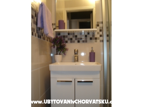 Appartements Moso - Tučepi Kroatien