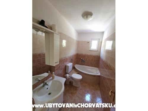 Appartements Moso - Tučepi Croatie