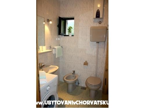 Apartmanok Olga - Tučepi Horvátország