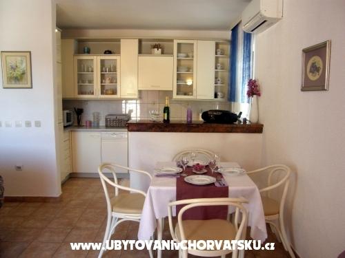 Appartements Olga - Tučepi Croatie