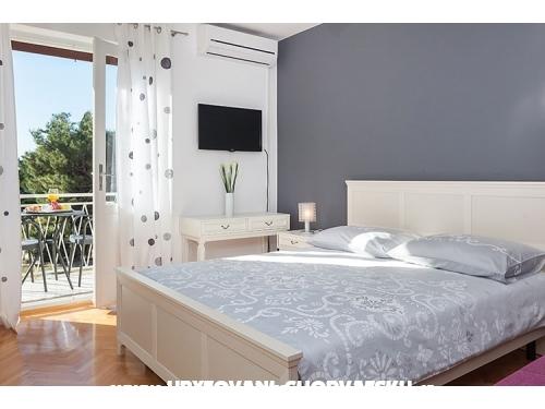 Apartmanok Pa�ali� - Tu�epi Horv�torsz�g